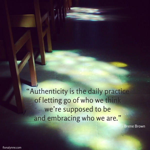 AuthenticityBreneBrown