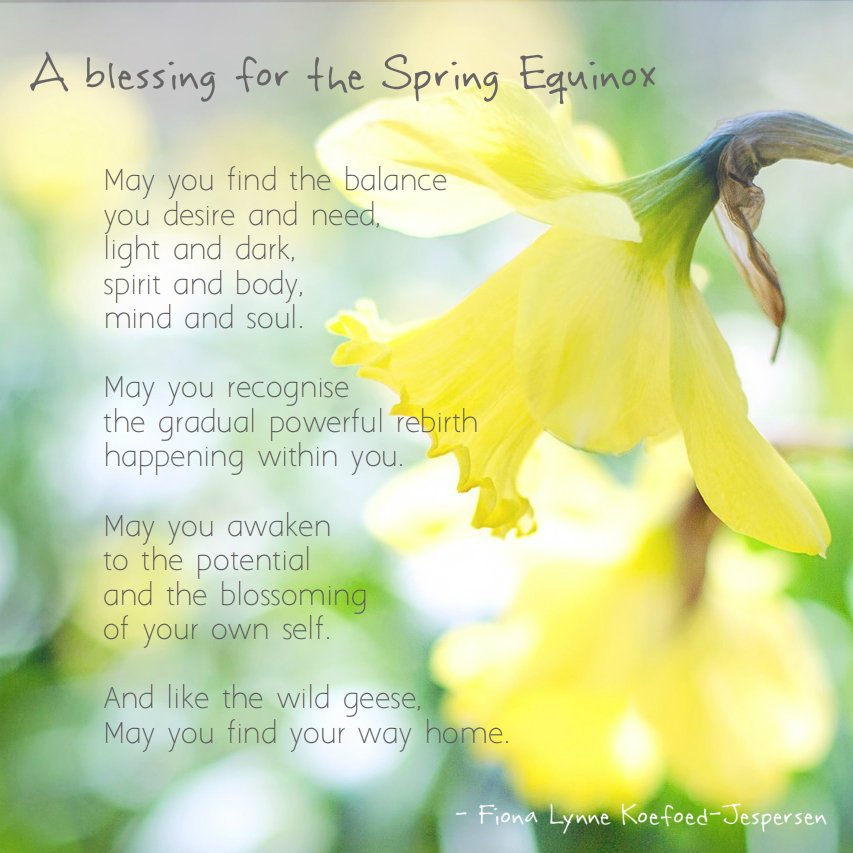 Celebrating The Spring Equinox As A Christian (with A
